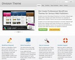 Wordpress-Theme Division